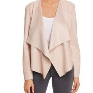 Bagatelle Pink Faux Leather Jacket